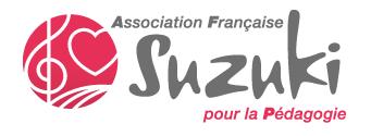AFPS - Association Française pour la Pédagogie SUZUKI